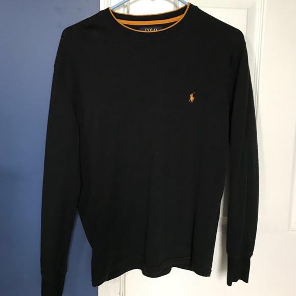 925c5e9c Polo by Ralph Lauren Shirts | Polo Ralph Lauren Waffle Knit Thermal ...